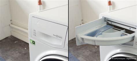 consommation d eau d un lave linge hotpoint ariston rpd 1047 d test complet lave linge les num 233 riques