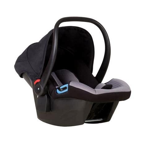 siege auto nourrisson siège auto coque bébé protect noir et beige groupe 0 de