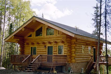 Alaska Haus Kaufen Alaska Log Home Alaska Blockhaus
