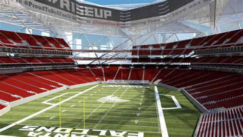 falcons stadium  coming daily snark