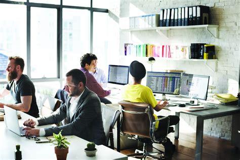 entreprise bureau d 騁ude le r 244 le des espaces de bureau dans la culture d entreprise