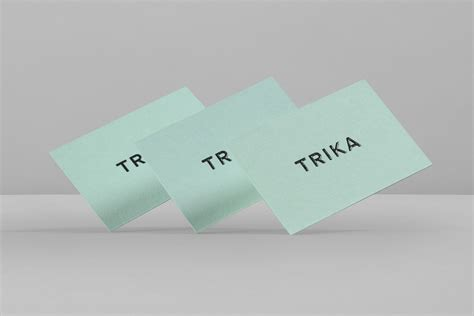 New Logo & Brand Identity For Trika By Bunch Sample Business Plan Wedding Venue Letter Thank You Customers Bookstore Example And Parts Value Proposition Types Essay Plans Restaurant