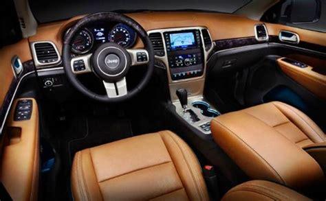 jeep cherokee 2018 interior 2018 jeep grand cherokee srt hellcat redesign jeep latitude