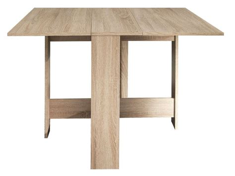 table avec allonges rabattables flipp conforama table cuisine pliante maison design modanes com