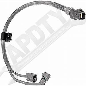 Apdty 028143 Engine Knock Sensor Wiring Harness For Toyota