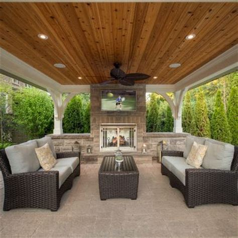Best 25+ Outdoor Covered Patios Ideas Only On Pinterest