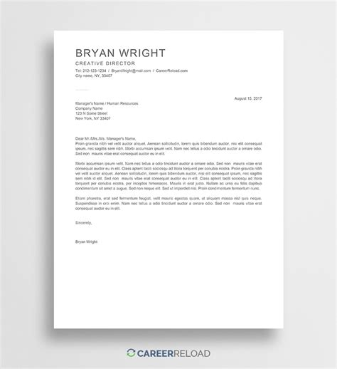 cover letter templates free free cover letter templates for microsoft word free 21185 | free cover letter bryan 01