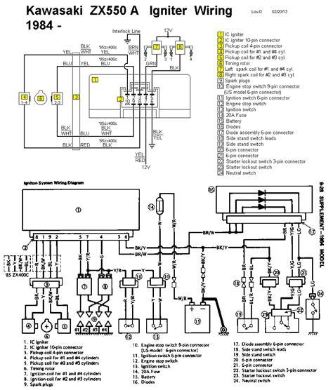 Gpz Ignition Ignitor Wiring Kzrider Forum