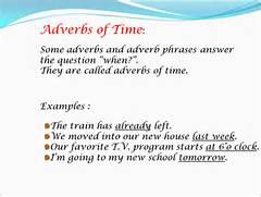 Adverbs - Presentation...