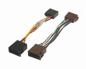 Radio Fitting Adapter Cables  Car Specific To Iso