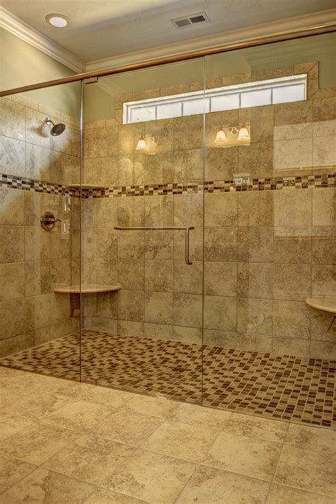 In Shower - barrier free showers wm s wirt construction inc
