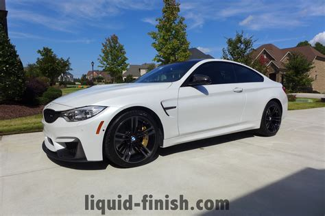 bmw  mineral white performance kit renewal detail