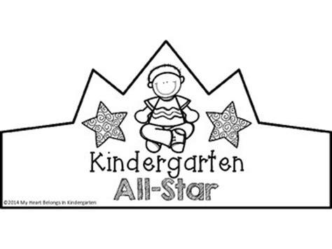 school crowns  kindergarten  week