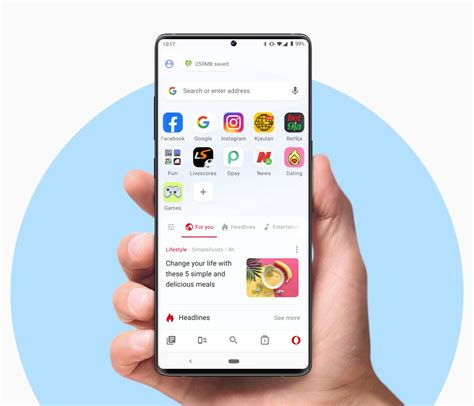 Opera mini allows you to browse the internet fast and privately whilst saving up to 90% of your data. Opera Mini Browser: What You Need to Know