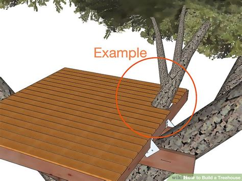 build  treehouse wikihow