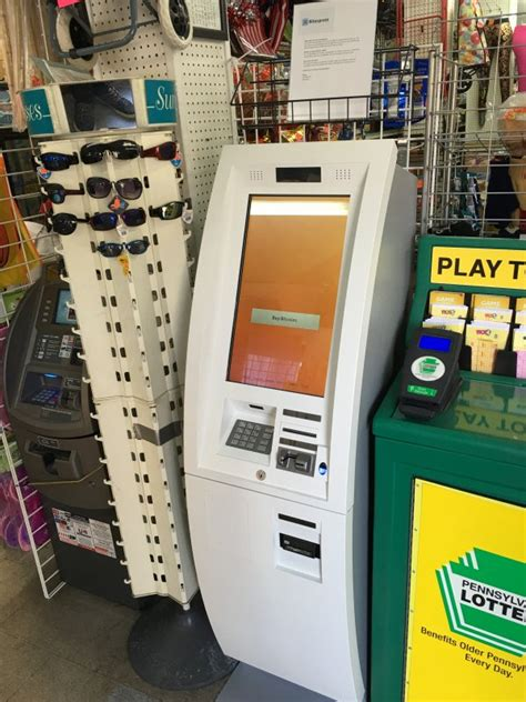 However, at coinstar kiosk, no such debit card is required. Bitcoin ATM in Philadelphia - Million Dollars