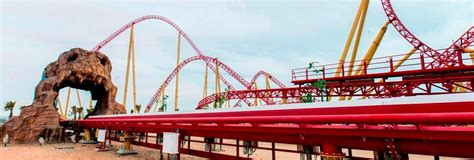 worlds largest indoor theme park dubai