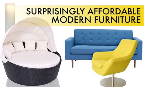 cheap contemporary furniture 14 surprisingly affordable pieces of modern furniture that 11040 | Surprisingly Affordable Modern Furniture