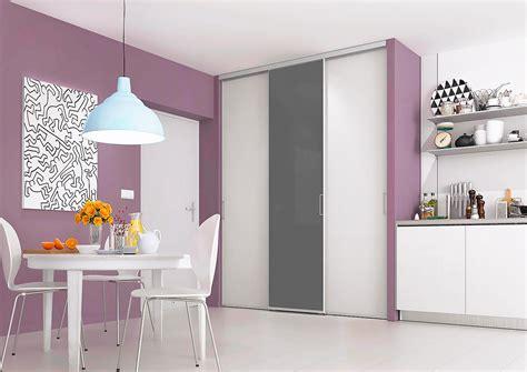 placard pour cuisine portes de placard coulissantes de cuisine sur mesure