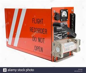 Flight Data Recorder Cockpit Voice Recorder Fairchild A100 ...