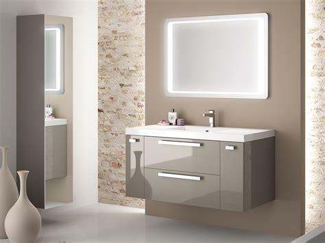 meuble de salle de bains harmonie carrelage et salle de