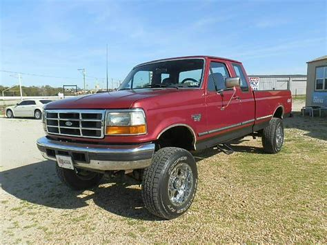 1997 Ford F 250 4X4 for sale in Canton TX from Texas