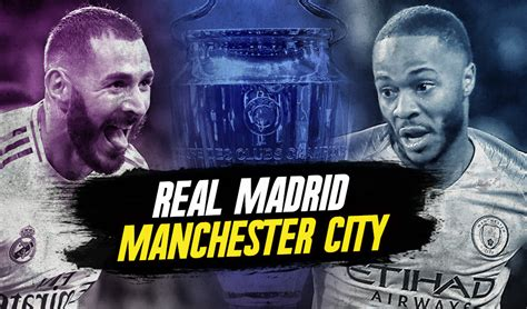 Manchester City vs. Real Madrid EN VIVO: cómo ver ONLINE ...