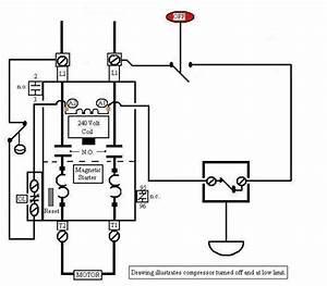 Air Compressor Pressure Switch Diagram