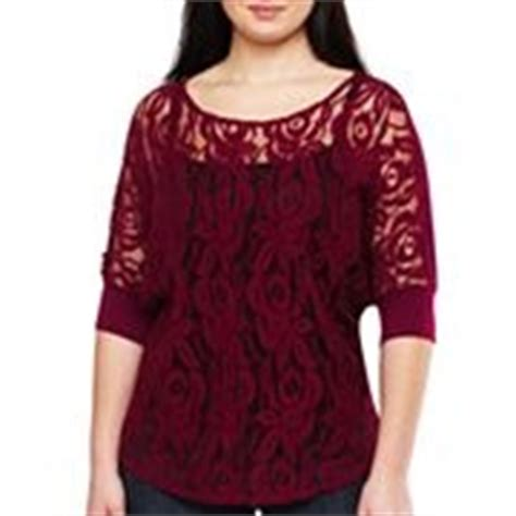 jcpenney plus size blouses jcpenney plus size tops