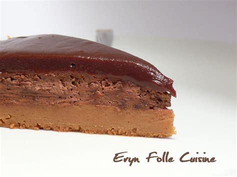 gateau moelleux caramel et chocolat
