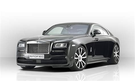spofec rolls spofec highlights sportsmanship on the rolls royce wraith