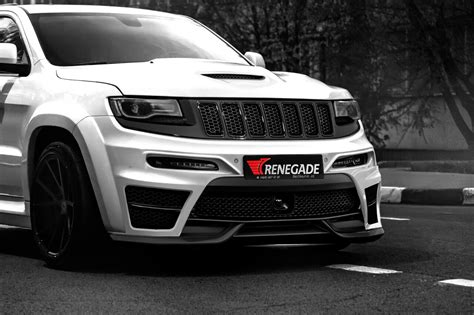 srt8 jeep v2 tyrannos hood srt jeep grand cherokee wicked 1 customs