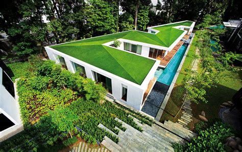 grama artificial  telhado verde royal grass