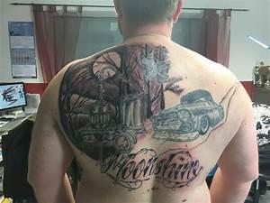 Ende dritte Sitzung.   Moonshine Tattoo   Pinterest   Tattoo