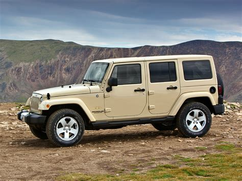 The Wrangler Vs. The Wrangler Unlimited