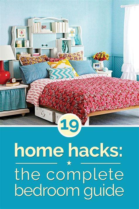 home hacks  tips  organize  bedroom color