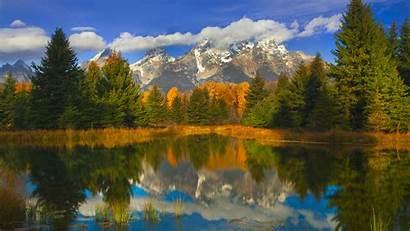 Park National Smoky Mountains Mountain Scenes Winter
