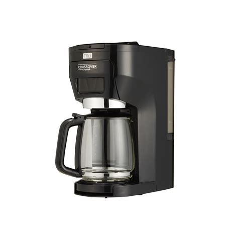 The cold press coffee maker kit of this coffee maker takes about 12 to 48 hours of brewing. TRU Crossover Brewer Multi-Brew Coffee Maker | Wayfair