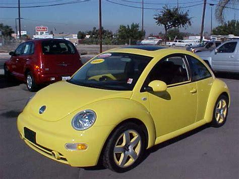 2002 Vw Beetle Gls Turbo