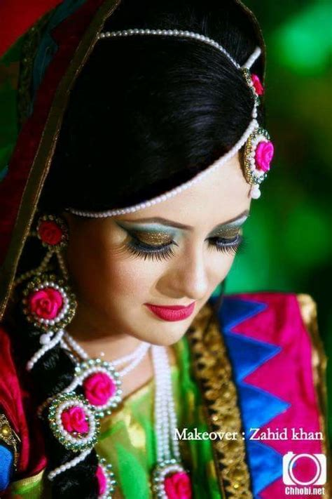 bangladeshi brideholud makeupzahid khan makeover