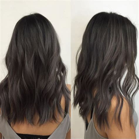 Charcoal Hair Dye by The Gorgeous Hair Colour Trend Your Won T Mind You