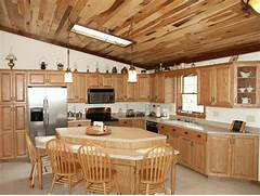 Lowes Kitchen Cabinets by 20 Rustic Hickory Kitchen Cabinets Design Ideas EVA Furniture