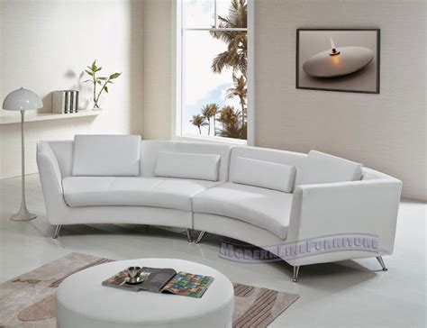 Curved Settee Sofa Curved Curved Sofa For Bay Window