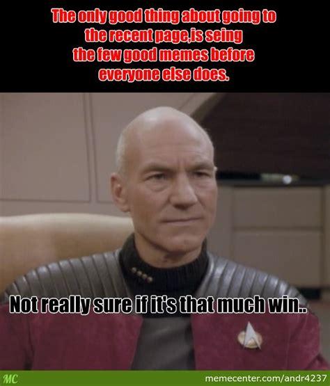 Meme Picard - captain picard quotes quotesgram