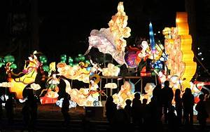 Chinese Festival Of Lights Cary Photos Chinese Lanterns Light Up Cary Through The