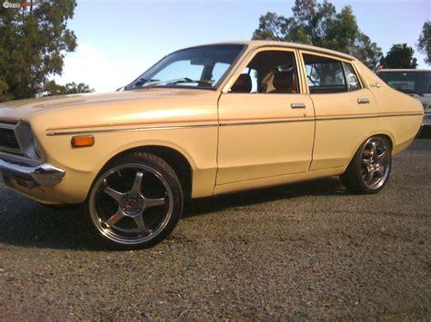 Datsun 120y by 1977 Datsun 120y Boostcruising