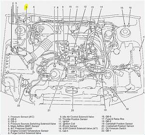 1997 Subaru Legacy Electrical Diagram
