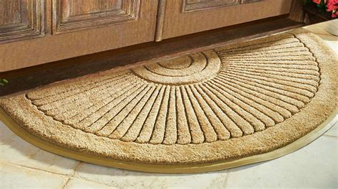 Sunburst Doormat by Sunburst Coir Brush Doormat Large 30 Quot X 48 Quot Ebay