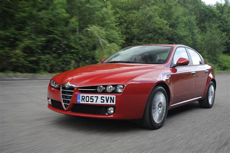 Alfa Romeo 159 Hatchback Review (20052011)  Auto Express