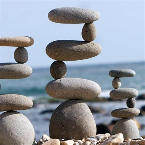 balance rocks balancing act we could do this for the garden with glue 167 balkiz pinterest stone rock